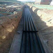 DN150热浸塑电力钢管厂家