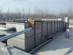 SL屠宰场污水处理设备设计思路