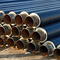 济南预制直埋保温管生产的厂家