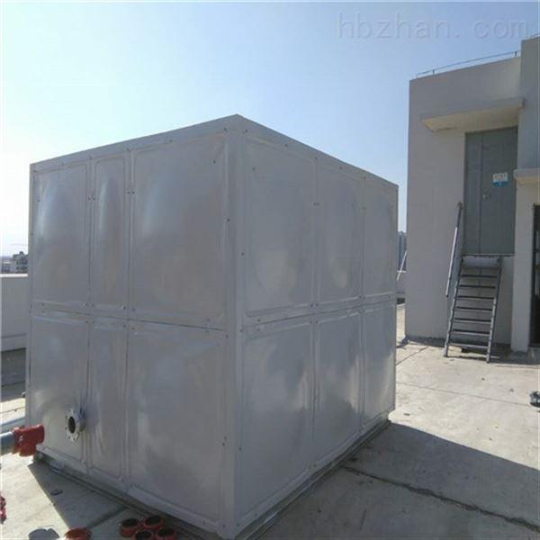 河北泊头不锈钢矩形水箱怎么安装?