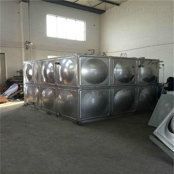 南通50m3不锈钢保温水箱供应商的选择