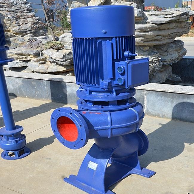 LW/WL立式排污泵