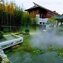 人造雾设备 园林景观喷雾 喷雾造景