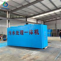 畜牧养殖厂污水处理设备调试