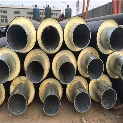 聚氨酯钢套钢蒸汽保温管