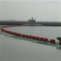 河道免维护好安装拦污浮体