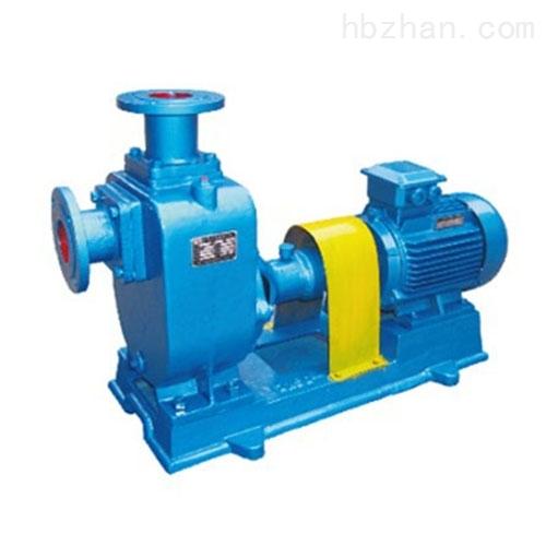 ZX自吸清水泵