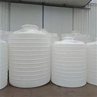 宜昌20吨外加剂储罐塑料储水桶工程案例