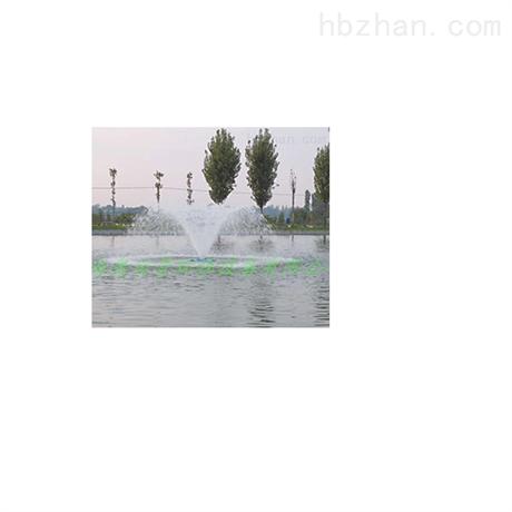 景观湖泊大功率污水处理曝气机
