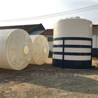 宜昌5吨外加剂储罐塑料储水桶工程案例
