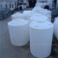 湖北紅安縣8噸鹽酸儲罐加厚型防腐儲罐