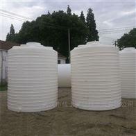 荆州10吨聚乙烯储水桶PE储水罐批发价