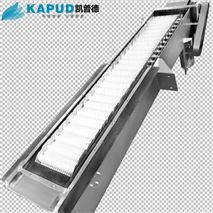 凯普德定制回转式304不锈钢耙齿格栅清污机