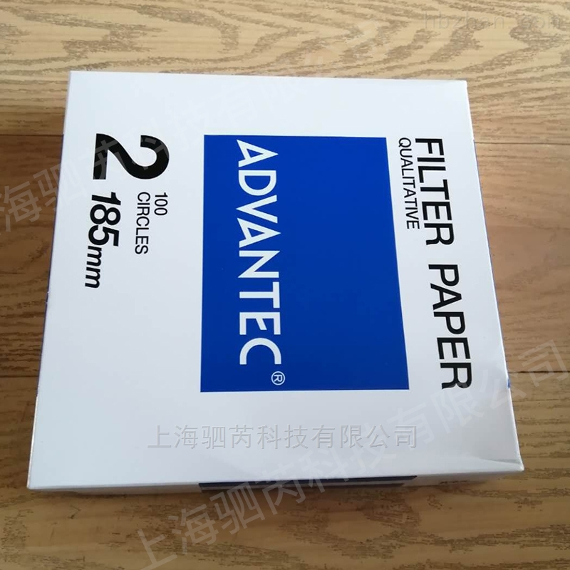 ADVANTEC东洋2号定性滤纸185mm