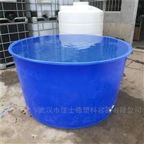 武汉1000L食品级酿酒桶优质塑料圆桶批发商