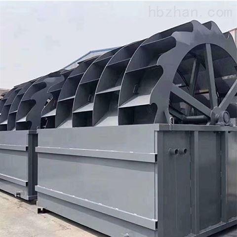 广东大型轮式洗沙机,珠海矿山清洗分离设备
