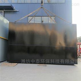 ZY-20江西省南昌市污水处理一体化设备