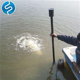 QSB2.2射流式潜水曝气机的拆解与组装