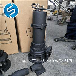 煤泥污泥处理厂潜水排污泵WQ