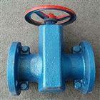 GJ41X鑄鐵管夾閥
