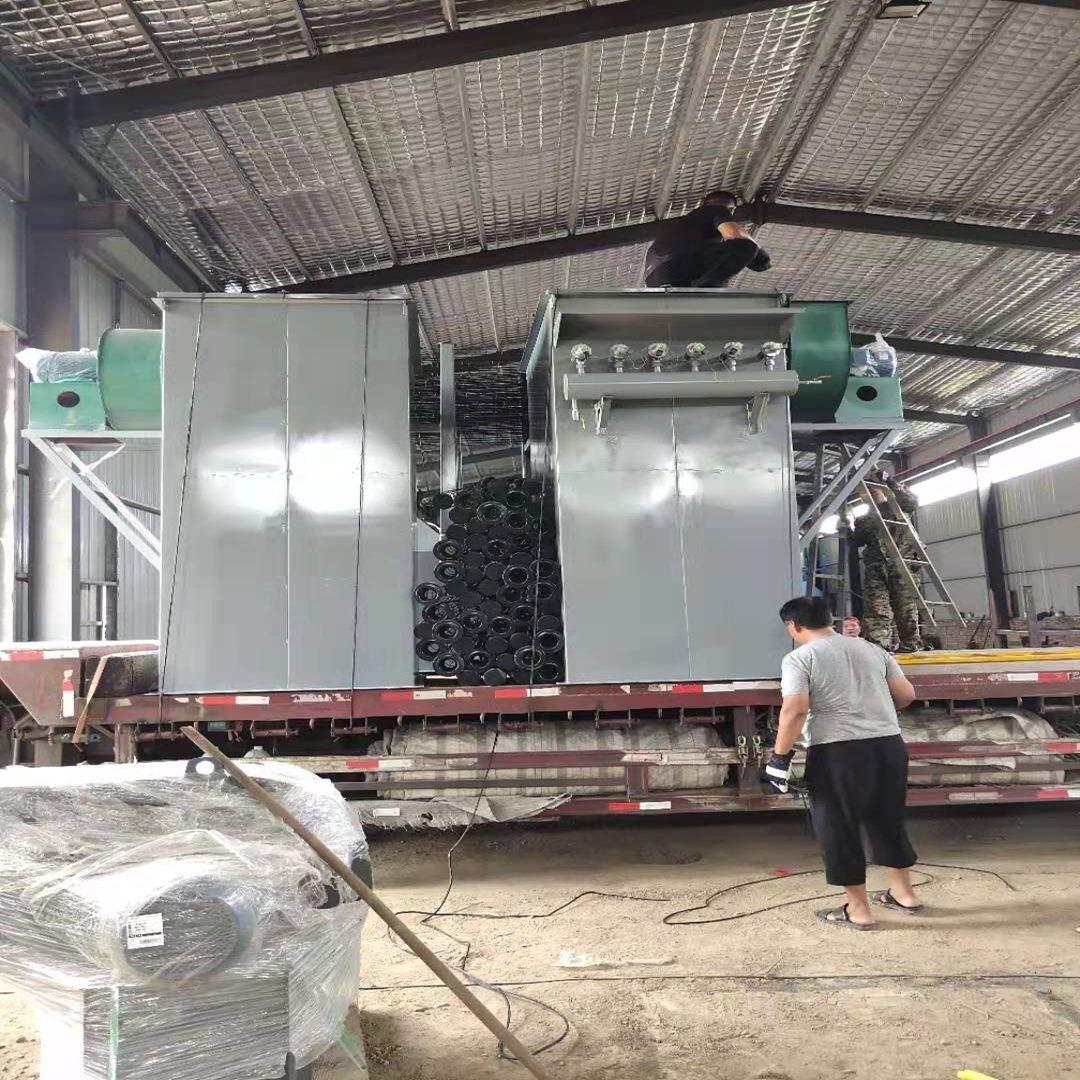 扁布袋除尘器生产厂家