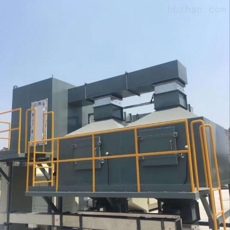 喷漆房废气处理催化燃烧设备