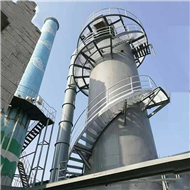 hz-10锅炉烟气脱硫塔大型环保设备