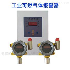 CHD-KRD-2000固定式可燃气体报警器工业浓度泄漏检测仪点
