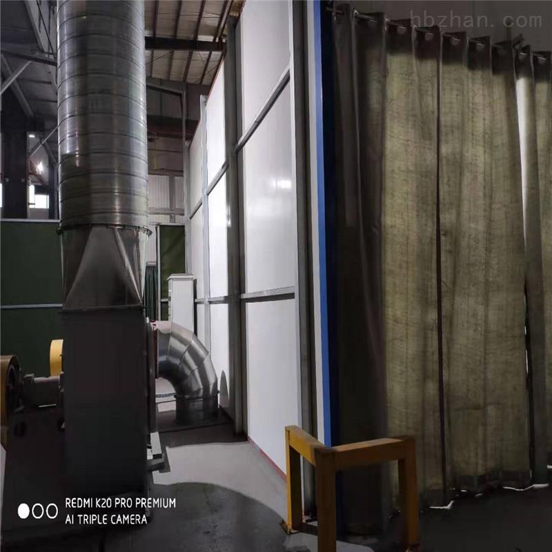 滁州烤漆房废气处理设备生产厂家