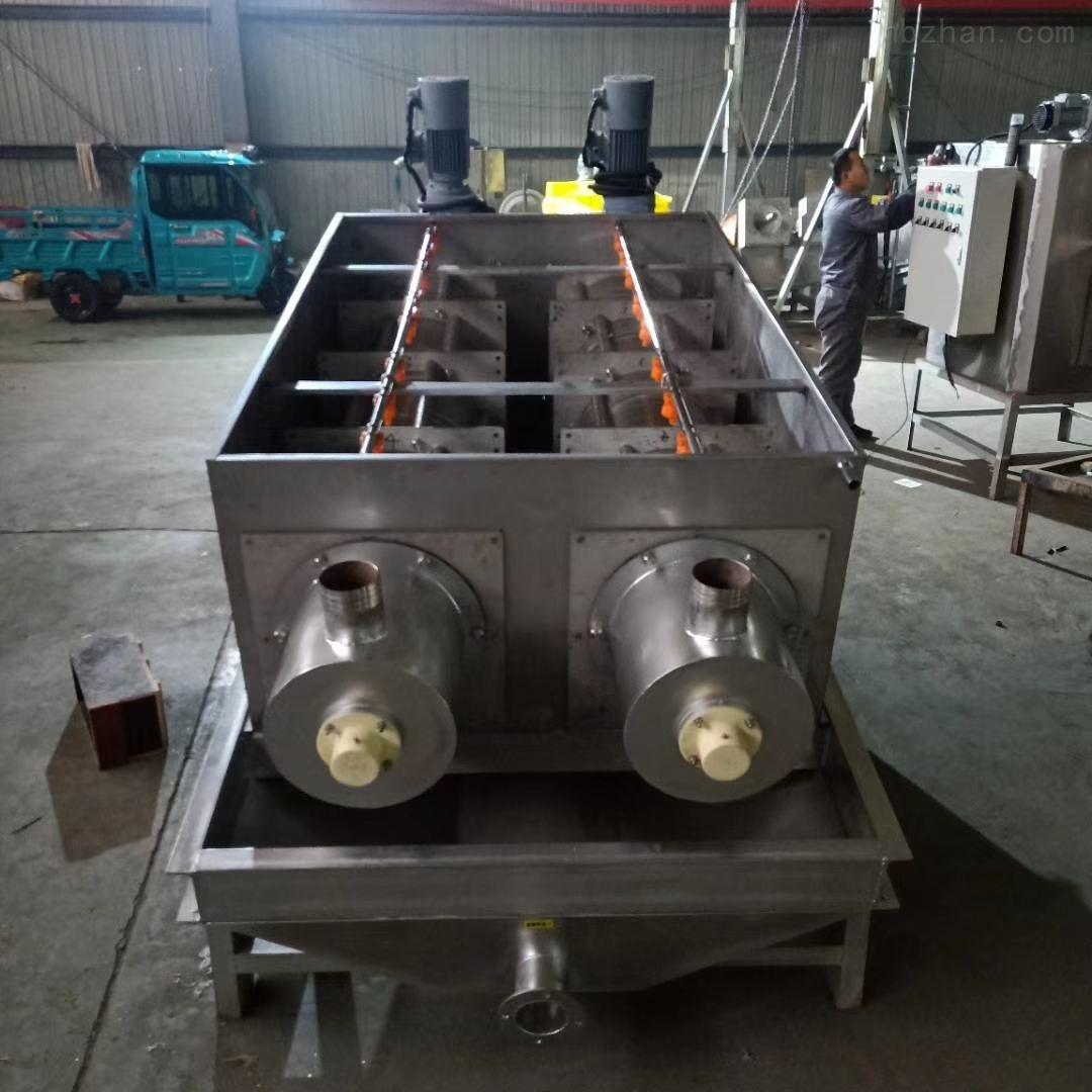 丽江洗涤厂污水处理设备使用方法