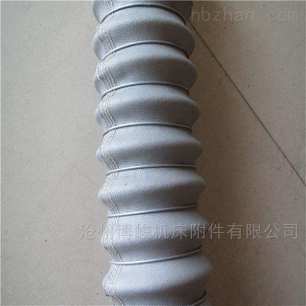 油缸防尘伸缩通风管博峻生产