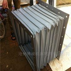 高温通风电厂用耐腐蚀帆布软连接厂家