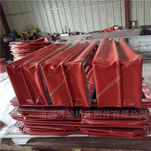 防火耐温通风伸缩软连接加工生产