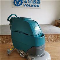 530手推电动洗地机 沃尔直销拖地机