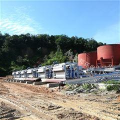 惠州水洗沙包土泥浆脱水设备