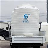 PT-5000L5吨pe水塔 聚乙烯水箱 塑料化工储罐供应商