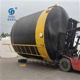 20吨塑料水塔 化肥溶液储罐