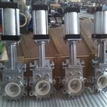 PZ673TC气动陶瓷排渣浆液阀