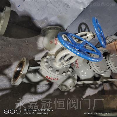 天津DN50 BJ941H/Y-25C气动不锈钢保温截止阀截止阀系列