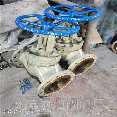 郑州DN200 BJ641H/Y-25C电动法兰截止阀截止阀系列