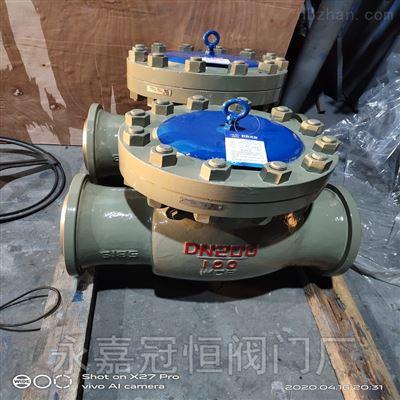 上海DN50 BJ941H/Y-25C保温气动截止阀带三联件截止阀系列