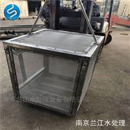 GSRL不锈钢人工提篮格栅机