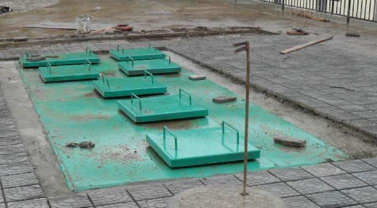 养猪场大型污水处理设备