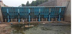 水利景观活动坝