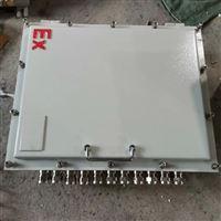 外尺寸400*500防爆接线箱
