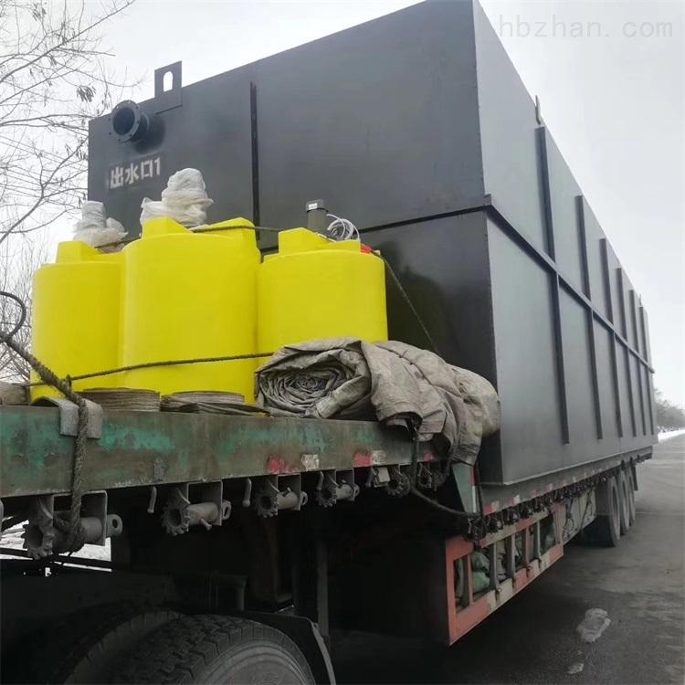 上饶门诊污水处理设备规格