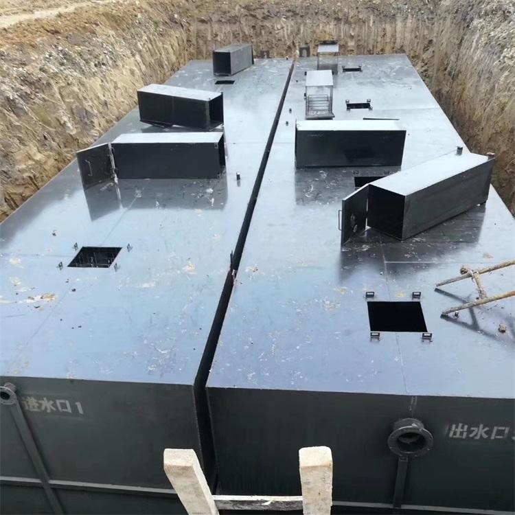 迪庆小型牙科诊所污水处理安装说明