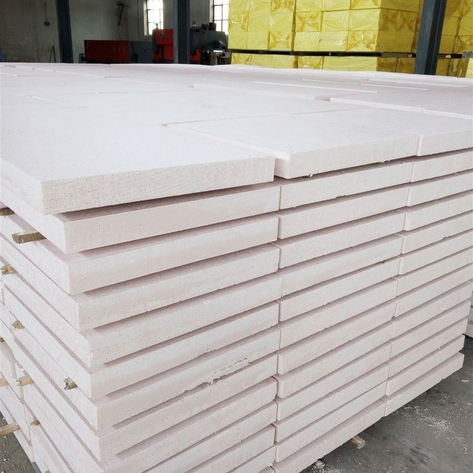 供应A级聚合聚苯板硅质板
