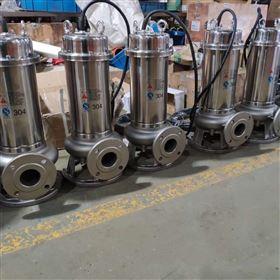 WQ(D)-S不锈钢污水污物潜水电泵