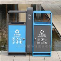 河南垃圾桶图片|郑州分类果皮箱厂家电话
